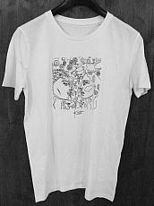 Fan-Shirt Kant - Motiv Lilli